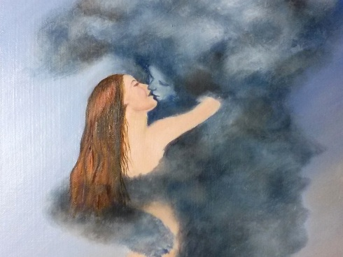 Pintura de Trasmundos, de Vanessa Arandt