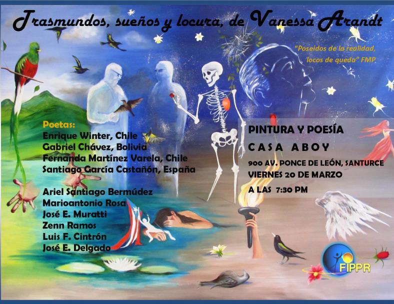 Trasmundos Vane Festival Poesía 2015