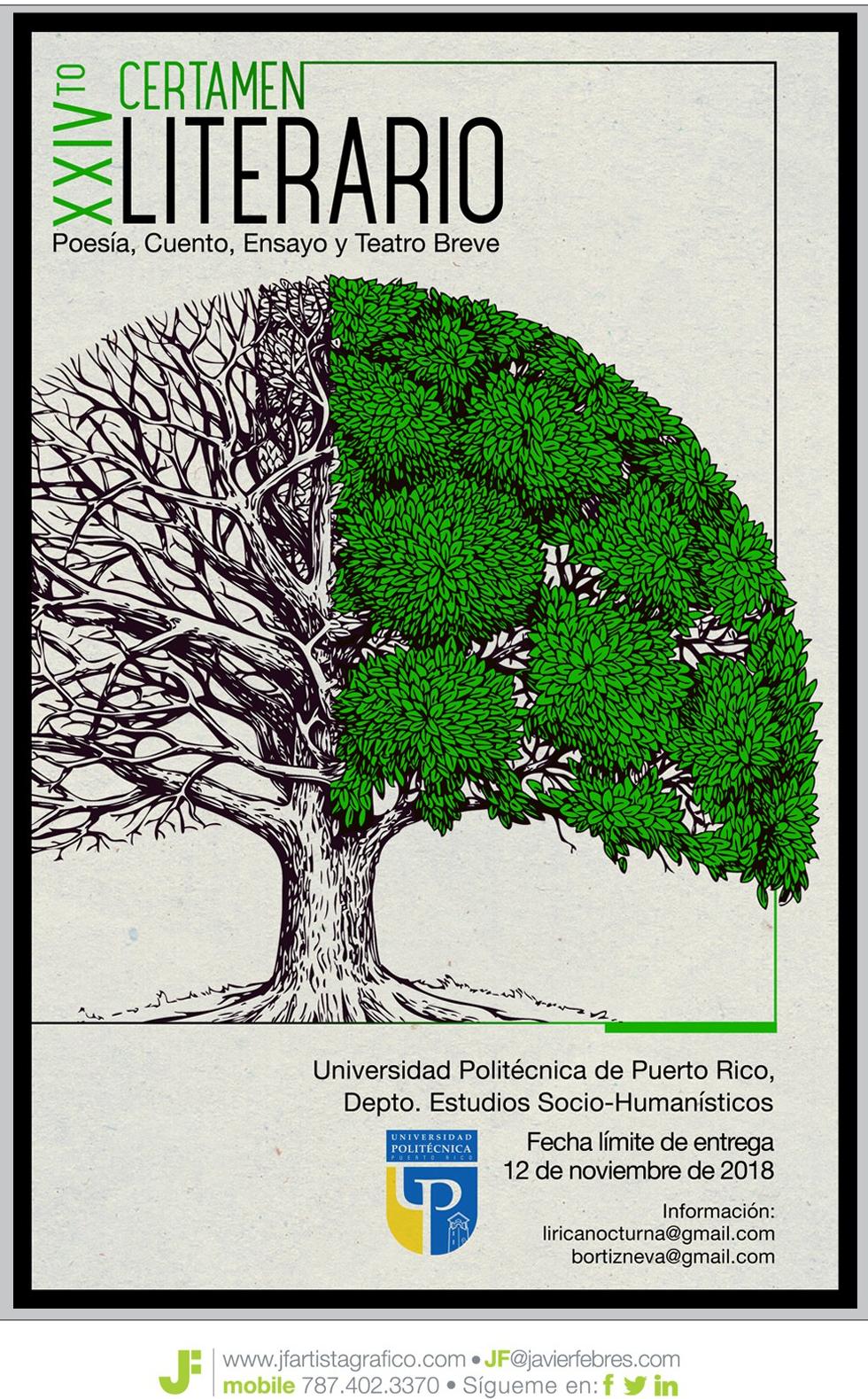 24to Certamen Literario Universidad Politécnica de Puerto Rico